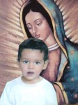 danielito y Virgen
