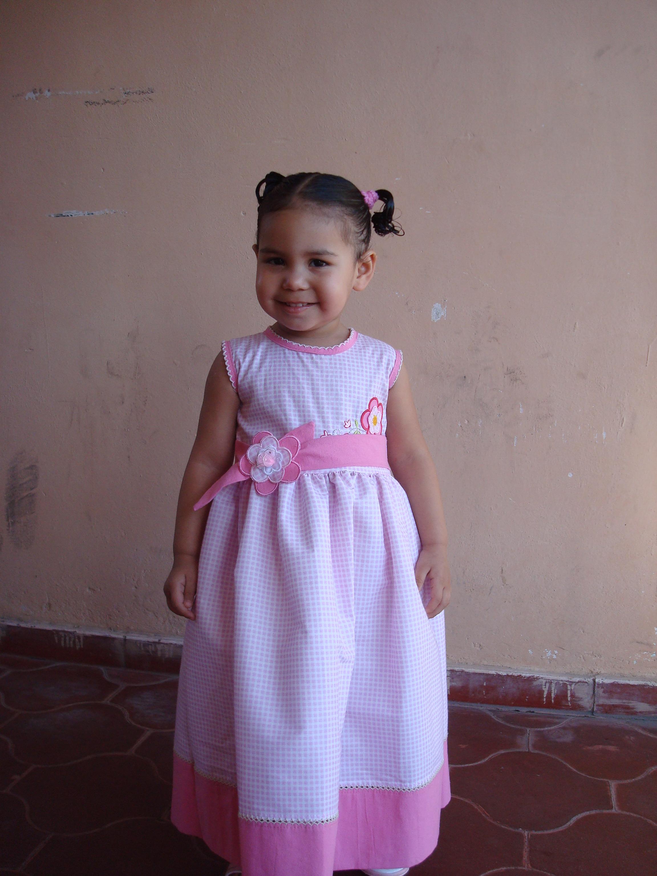 Denisse Alejandra Figueroa Ortíz 2 años, 3 meses.